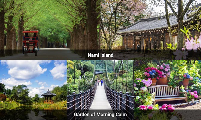 Nami Island How To Get There