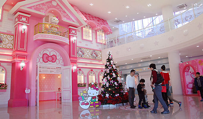 Hello Kitty Island South Korea